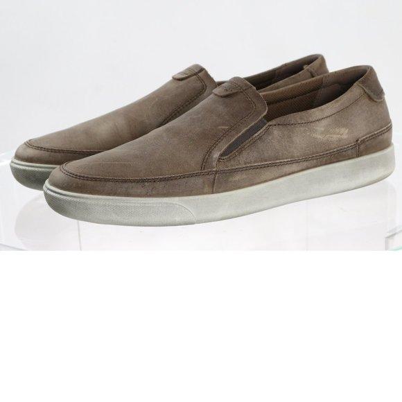 ECCO Men's Loafers Shoes Size EU 46 US 12-12.5